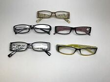 1 Pair Reading Glasses.... Strength +2.00....FREE SHIPPING!!!