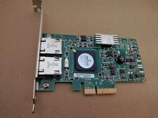 Dell/Broadcom Dual Port Network Card PCI-E  DP/N 0G218C