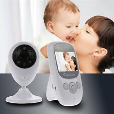 Video Baby Monitor Two Way LCD Color Camera Temperature Talkback Security #MA