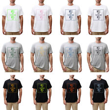 """Quote"""" Well Done is Better Than…"""" Vynil Print Cotton Color Men T-shirt MTS_03"""
