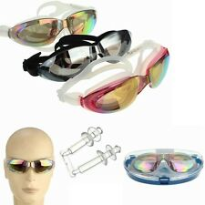 Anti-fog Swimming Goggles Waterproof Swimming Glasses UV Protection