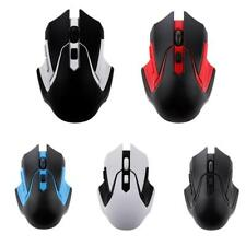 2.4GHz 3200DPI Wireless Mouse Optical Scroll Mice for Desktop Laptop Computer PC