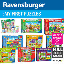 Ravensburger Children's My First Puzzle Jigsaws - 9 designs to choose from!