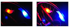 Colourful Bike Bicycle Cycling Wheel Spoke Tire Wire Tyre LED Light Lamp