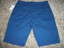 VOLCOM STONE New NWT Mens Walk Shorts Casual Chino Blue Modern Fit 32 33 36 38