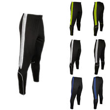 Men's Sport Soccer Football Running Sweat Pants Athletic Trousers Apparel Tracks