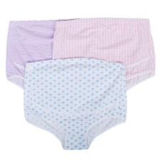 3x Maternity Pregnancy Underwear Tummy Over Bump Support Panties Briefs