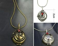 The Vampire Diaries Elena's Vervain Locket Necklace Lapis Lazuli - AU STOCK