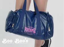 Pineapple Navy Blue Stretch Dance Holdall Gym Kit Flight Bag