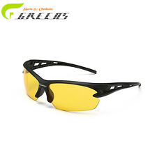 2016 New Men Sport Sunglasses Cycling Glasses Bicycle Fishing Driving Glasses