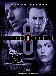 """THE X FILES"" The Complete Eighth Season BRAND NEW DVD 6-Disc Set"