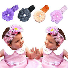 Baby Girl  1pcs CEA Flower Bow  Hot Headwear  Hair Band Mini Headband  Toddler