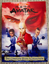 5-DVD SET~AVATAR~THE LAST AIRBENDER~THE COMPLETE BOOK 1 COLLECTION~REGION 1