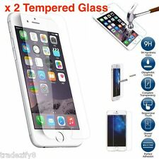 2 x iPhone 7 & 7 Plus  Premium Tempered Glass Screen Protector (Limited Stock!!)