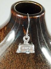 Airstream Trailer Charm Earrings Four Styles Sterling Silver Filled Free Ship