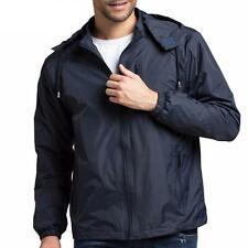 Mens Windproof Waterproof Spring Autumn Jackets and Coats High Quality