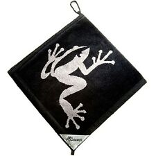 Frogger Amphibian Golf Towel (4 Colors Available)