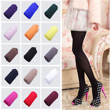 Women Ladies Girls 120 Denier Warm Tights Pantyhose Stockings Hosiery One Size