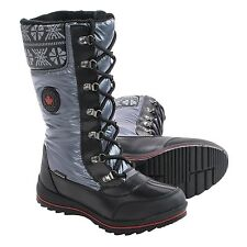 New Women`s Cougar Beany Snow Boots Waterproof Insulated MSRP$160