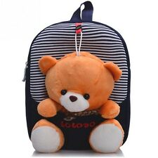 Children School Bags Backpack Kindergarten Girls Boys Kid Cute Cartoon Toys