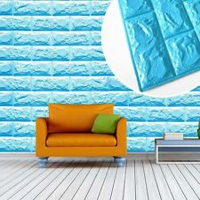 3D Brick Pattern Wallpaper Wall Background TV Bedroom Living Room Decor Hot