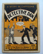 DETECTIVE DAN #1 - Extremely Rare 1st Newsstand Comic Book ever - Oct 4, 1933