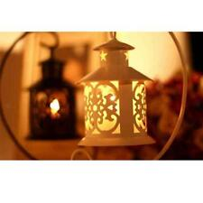 Metal Hurricane Lantern Tealight Candle Holder Night Light Candle Stand Holder
