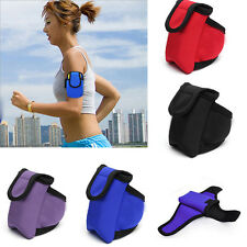 New Portable Arm Bag Bike Running Sports Wrist Band Pouch Bag for MP3 Phone Key