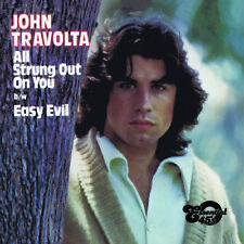 All Strung Out On You / Easy Evil - John Travolta (Used Very Good)