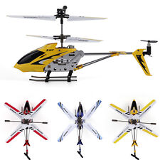 New Authentic Syma S107G 3-Channel 3.5CH Mini Remote Control RC Helicopter Gyro