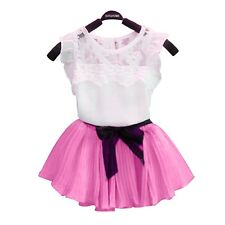 Summer Baby Girls Dress Kids Princess Dress For Girls 3-9 Yrs Children Clothing