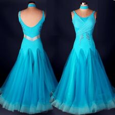 Women's Waltz Latin Tango Viennese Waltz Rhythm Ballroom Competition Dance Dress
