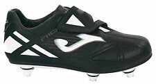 Joma Champion Black and White Studded Junior Football Boots