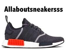 Adidas NMD R1 Nomad Runner Grey Orange Red All sizes available S31510