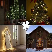20/30/40/50 LED String Fairy Lights Battery Operated Xmas Party Room Decor