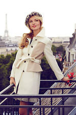 NWT Anthropologie Colette Trench By Elevenses Size 6