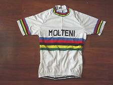 Brand New Team Molteni World Champion cycling Jersey Eddy Merckx