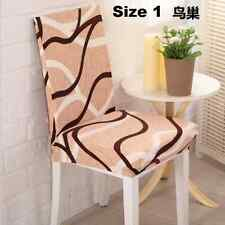 Dustproof Chair Covers Strechable Dining Home Hotel Universal Slipcovers