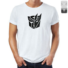 Transformers Autobots Decepticons T-shirt Optimus Robots Graphic Printed Cool