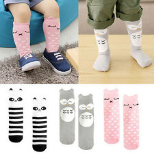 Baby Leg Warmers Infantil Cartoon Leggings Cotton Knee-High Socks Precise