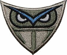 """Blade Runner Tyrell Owl Replicant EMBROIDERED PATCH Badge Iron Sew 2.5"""" or 3.5"""""""