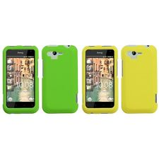 For HTC Rhyme / Bliss Snap-On Hard Case Phone Cover Skin Accessory
