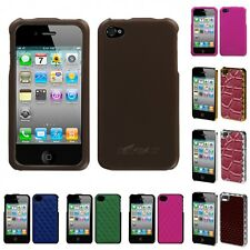 For Apple iPhone 4/4S Hard Executive Case Phone Cover