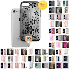 For Apple iPhone 7 [4.7] TPU Hard Design Case Skin Phone Cover