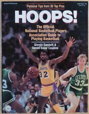 Hoops! : The Official National Basketball Players Association Guide to...
