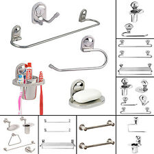 Doyours 2 Piece Tumbler Holder & Towel Holder Bathroom Accessory Stainless Steel