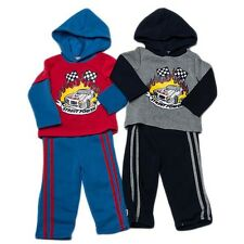 BRAND NEW 2 piece Boys Hooded Tracksuit Set  - £7.99 each!