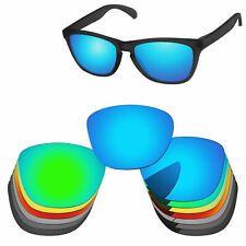 Polarized Replacement Lenses For-Oakley Frogskins LX Sunglasses Multi-Options