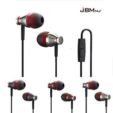 MJ900 In-Ear Earphone Super Bass Stereo Headset Headphone Mic For iPhone Samsung
