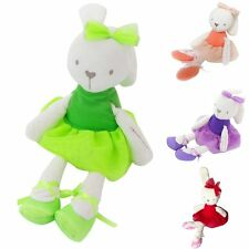 New Cute Plush Stuffed Animal Toy Bear Bunny Rabbit Doll Baby Kids Birthday Gift